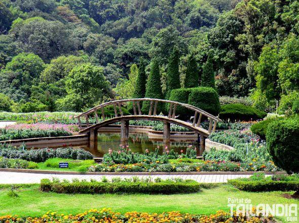 Jardines de Doi Inthanon