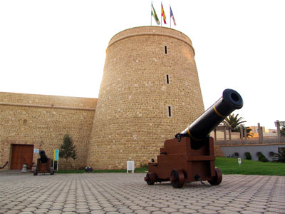 El Castillo De Santa Ana Roquetas De Mar 10 Viajes De Nivel Blog