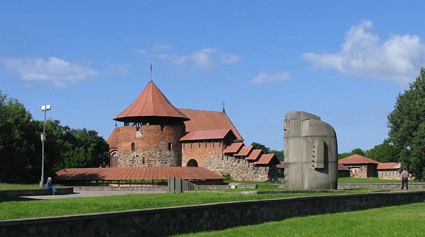 Castillo de Kaunas-Lituania