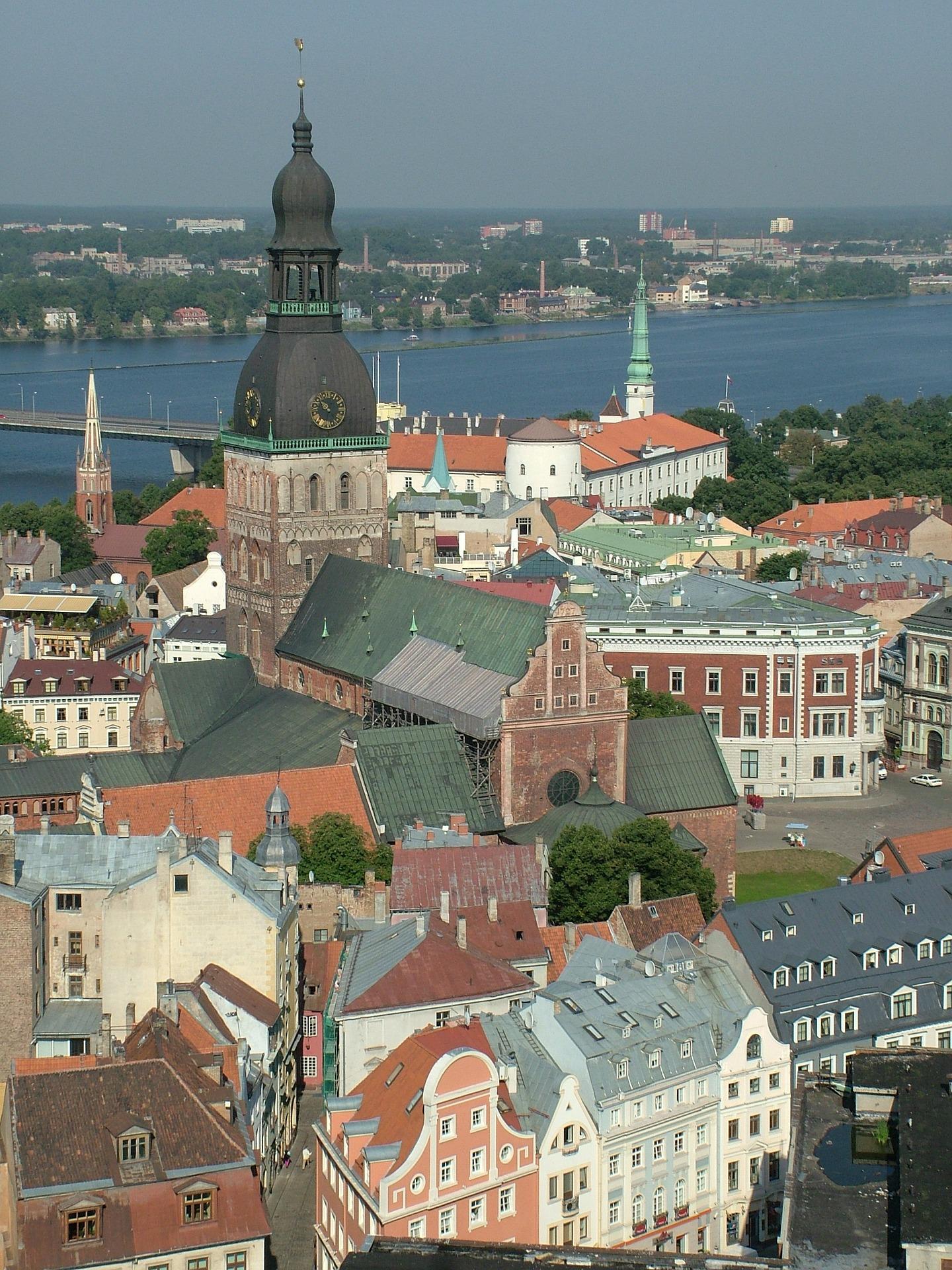 Ciudad Vieja Riga