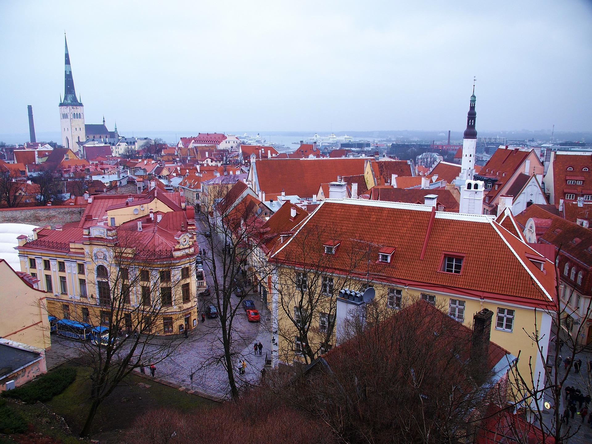 Tallin-Estonia (Casco Viejo de la ciudad)