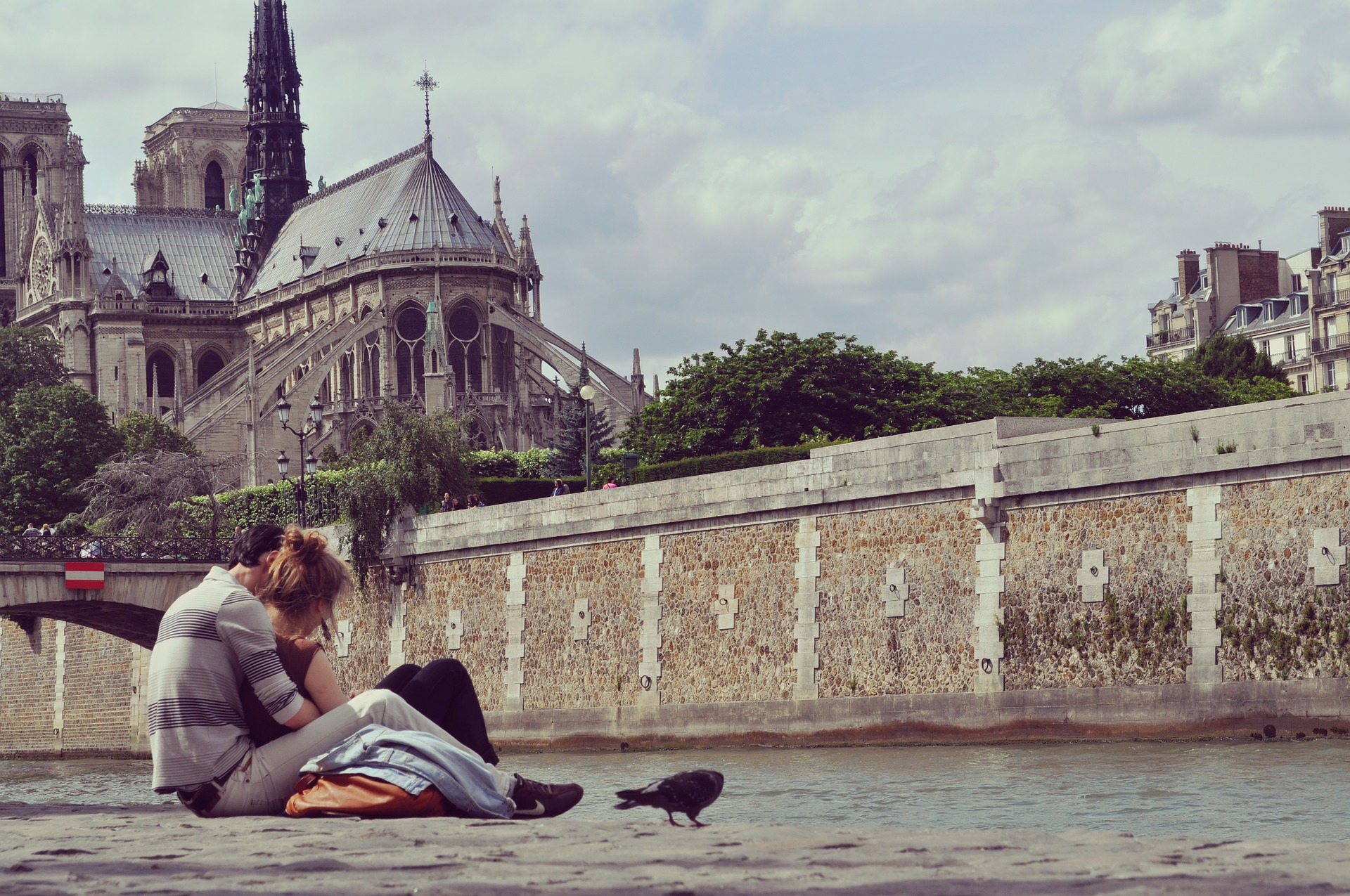 Notre Dame (parte posterior)