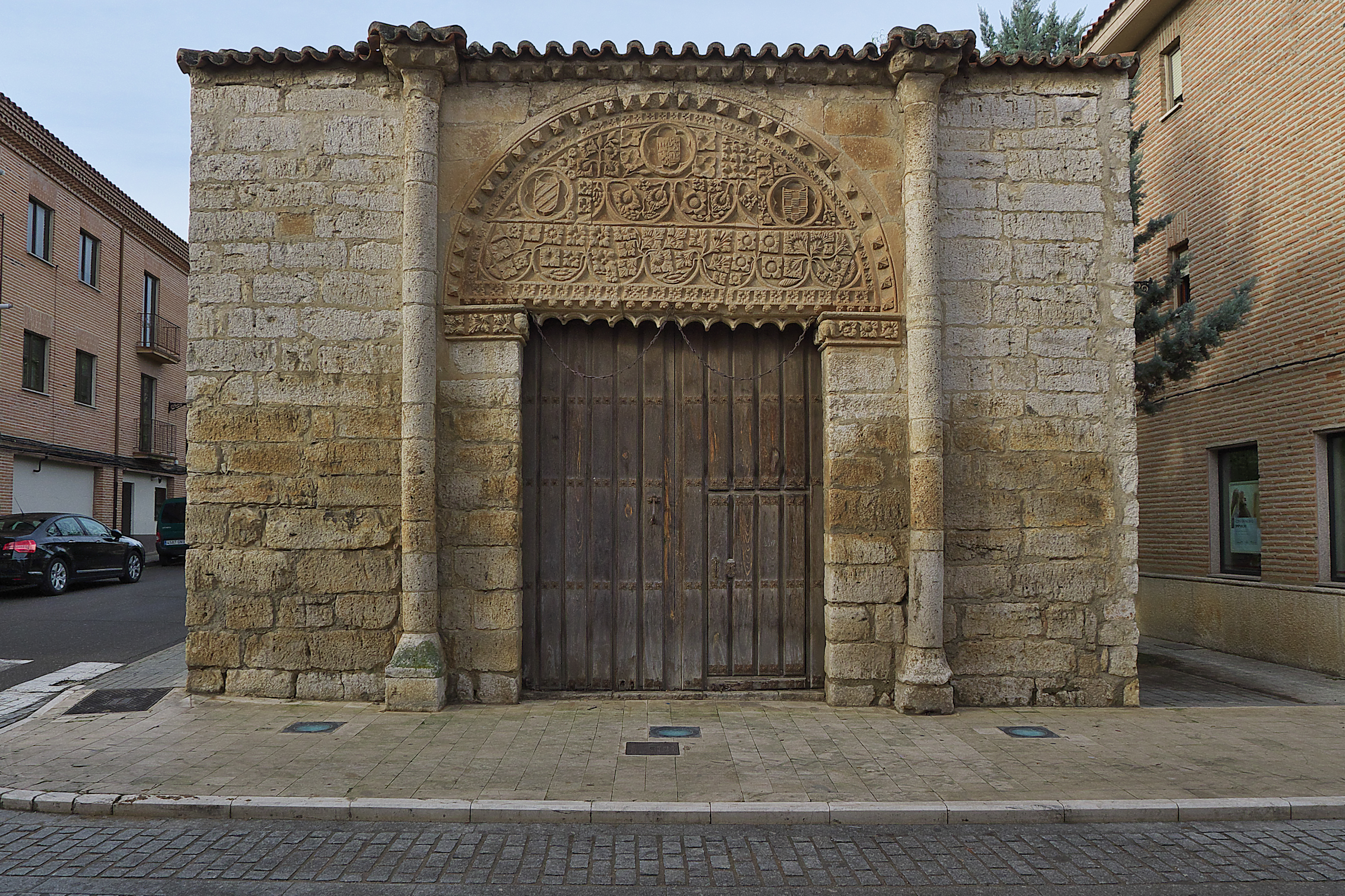 Palacio de las Leyes de Toro