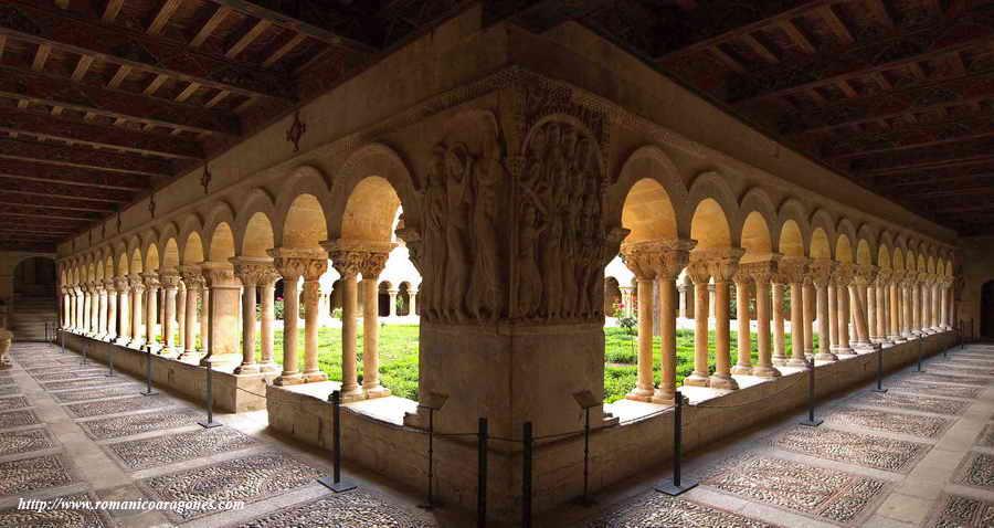 Claustro del Convento de Silos