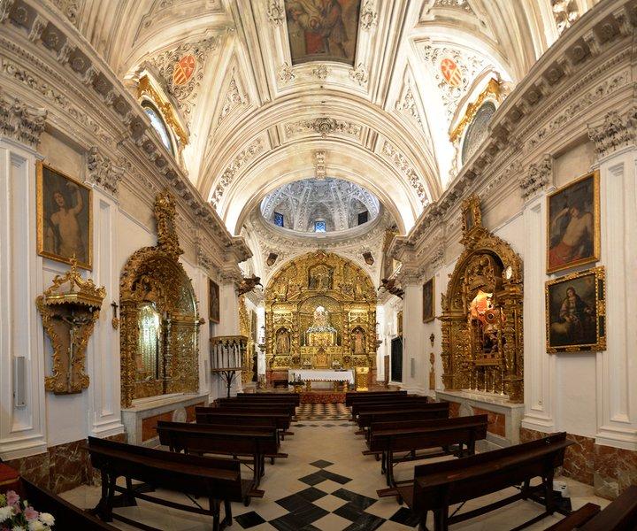 Interior del Monasterio de la Encarnación